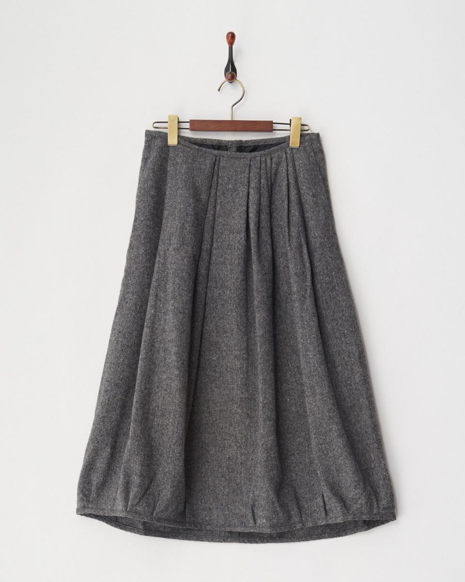OMNIGOD / 16-9 gathered skirt ○ 57-145W / Women's