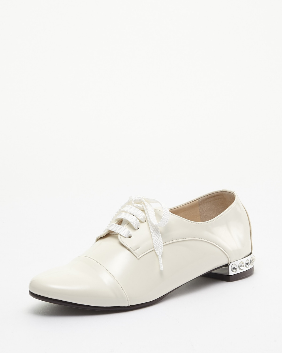 Bridget Birkin / WHE lace-up shoes ○ 551600 / Women's