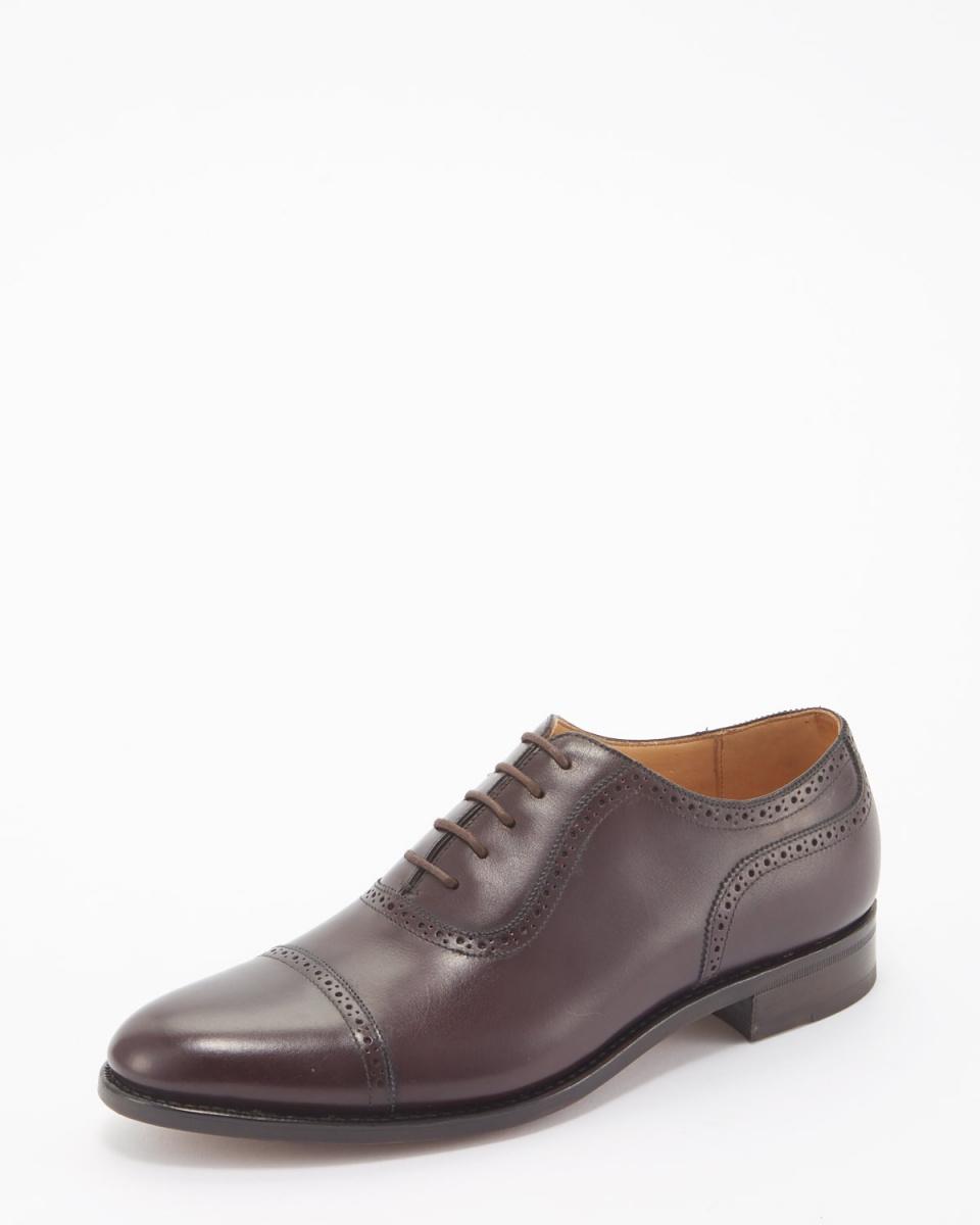 KamiTakumi /暗棕色皮鞋○RE08 D.BROWN /男裝