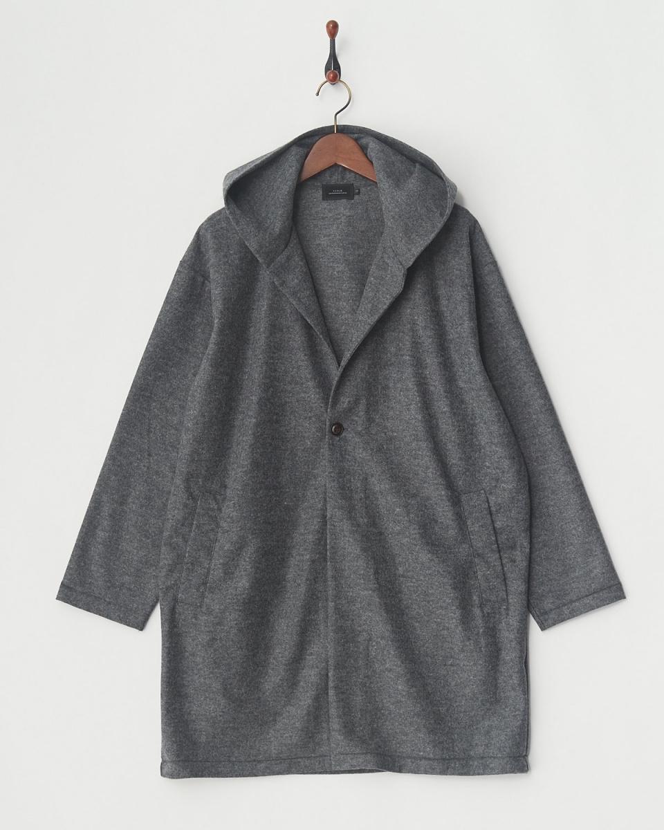 SLICK / 805 wool jersey over food gown ○ 5165211 / Men's