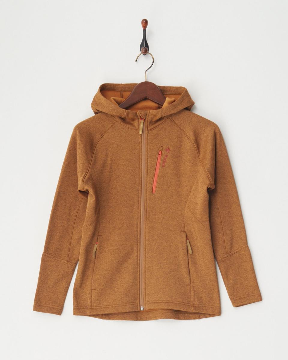 Foxfire / turmeric [quick drying sweat] TS Superior hoody │WOMEN ○ 8113645