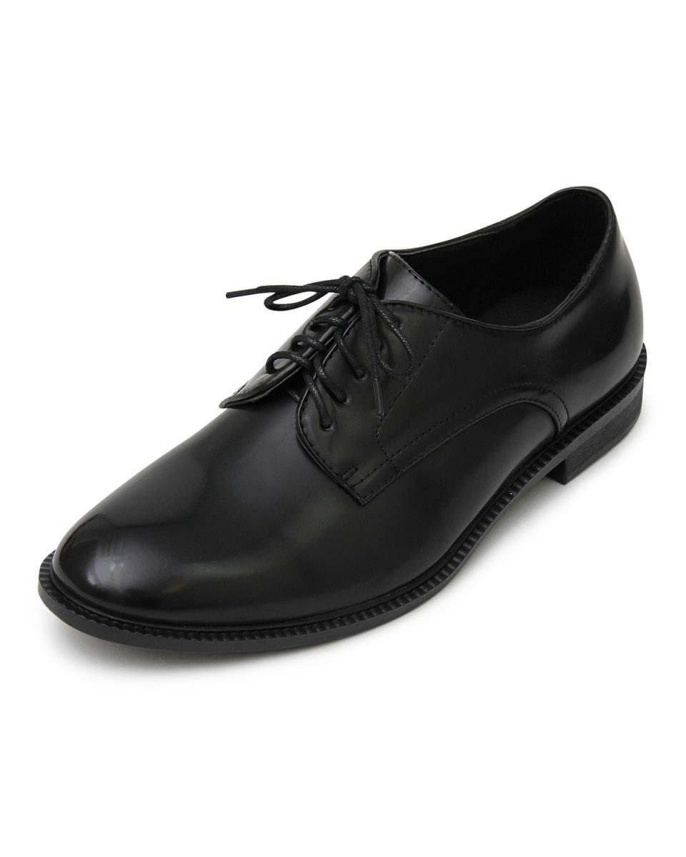 GLABELLA / black Oxford shoes ○ GLBT-075 / Men's
