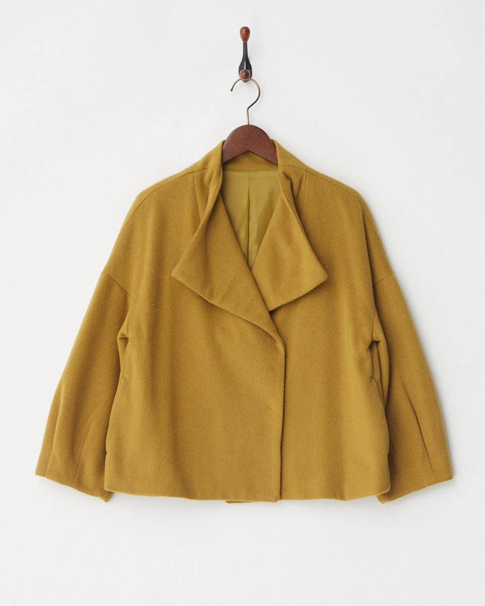 LAVEANGE /黃色外套○578702 /女裝