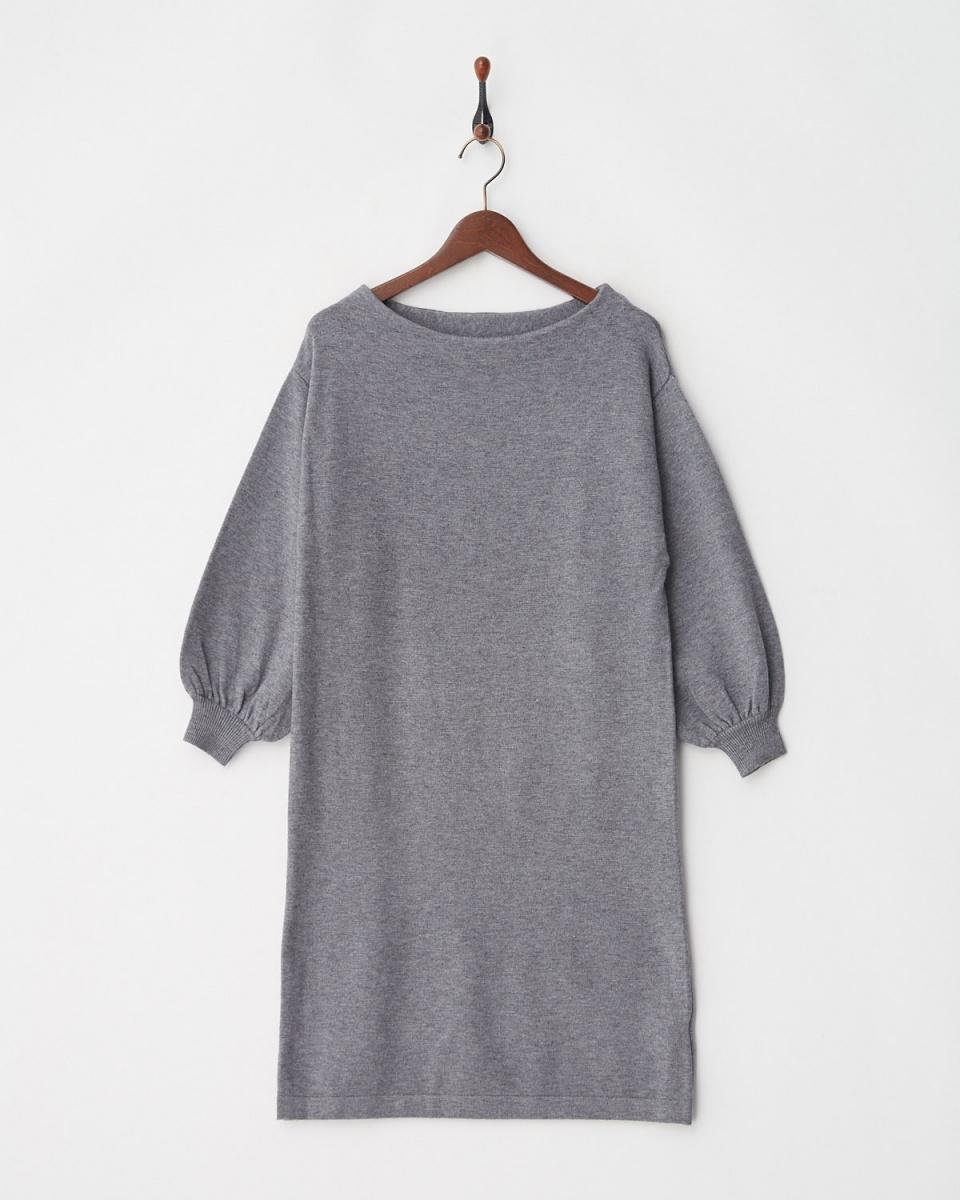 LAVEANGE / gray dress ○ 578924 / Women's
