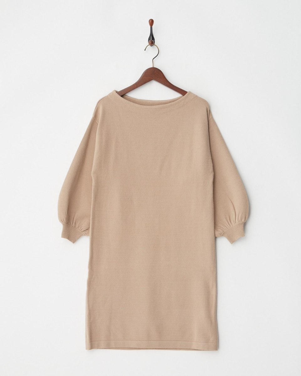 LAVEANGE / beige dress ○ 578924 / Women's