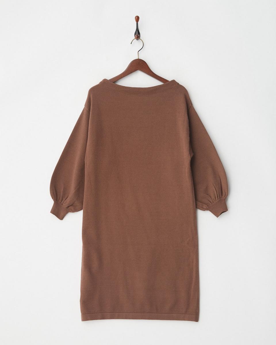 LAVEANGE / brown dress ○ 578924 / Women's
