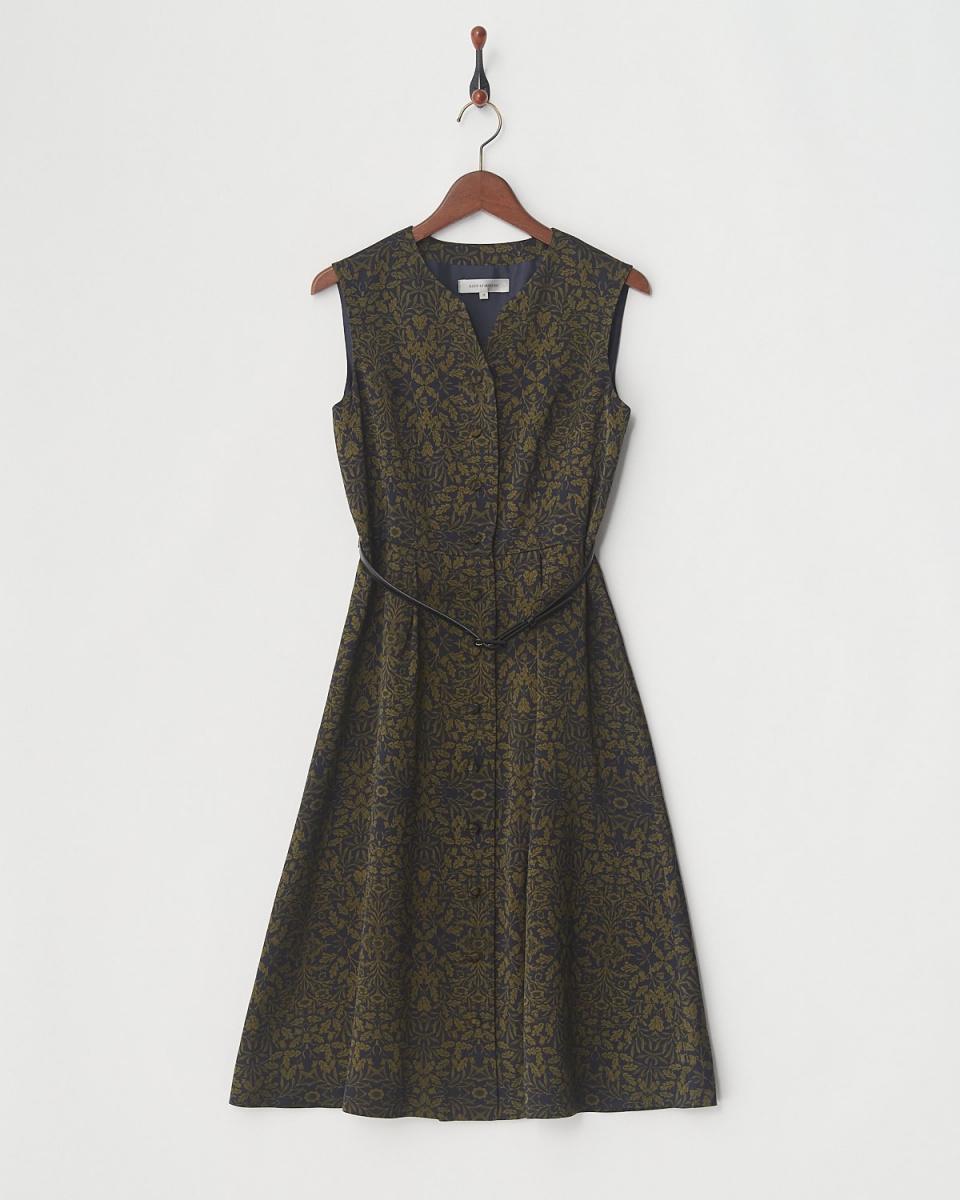 AZEY-LE /卡其×海军礼服○9640-1 /女装