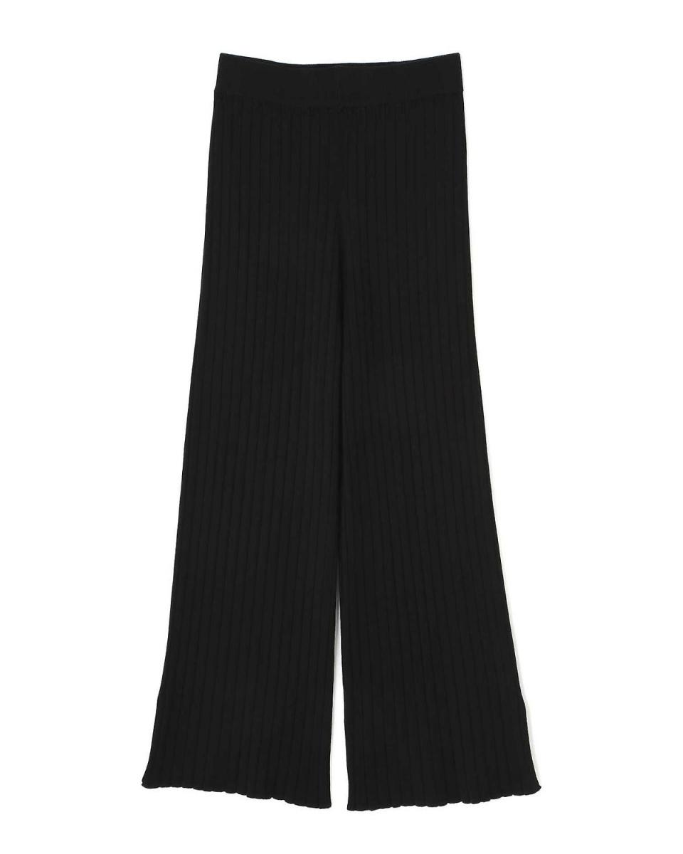 R / B(买入)/黑1针织宽裤R / B(买入)○6017230040 /女装