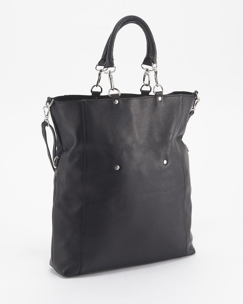 MODE FOURRURE /黑色皮包○MLG-4490