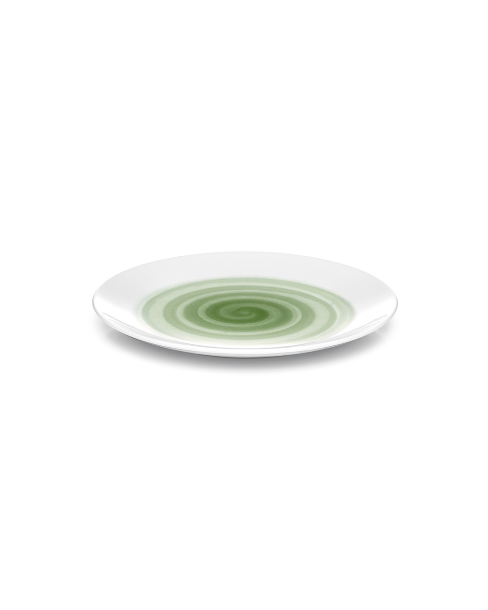 GUZZINI / mint green fruit plate ○ 29970360