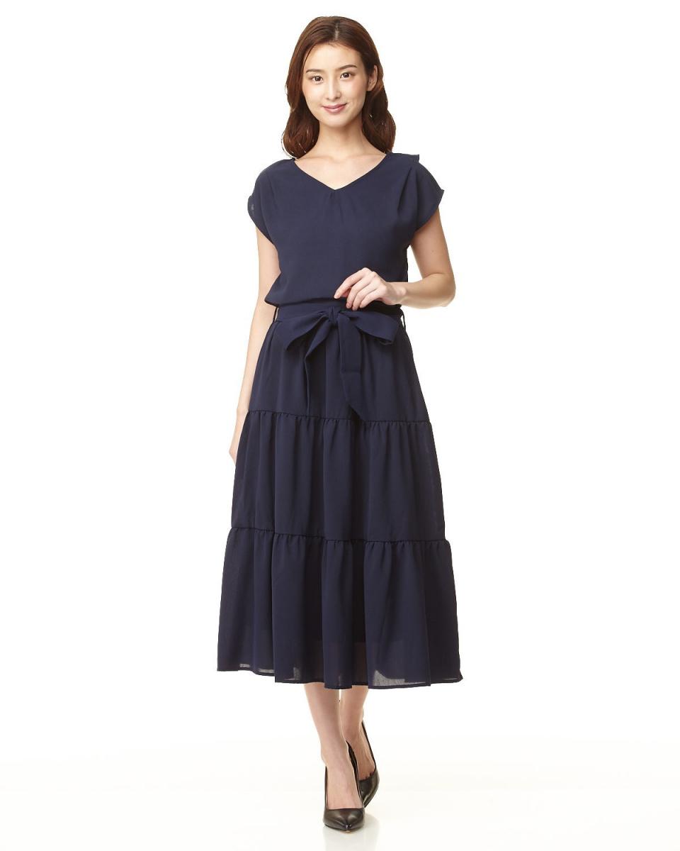 MIIA / NY2WAY衬衫×层叠裙设定○34833712 /女子