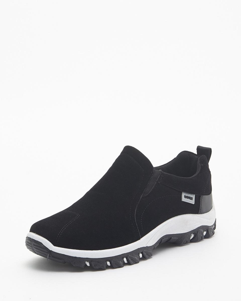 斯威克/黑色運動鞋徒步○SPS981-1 /男裝