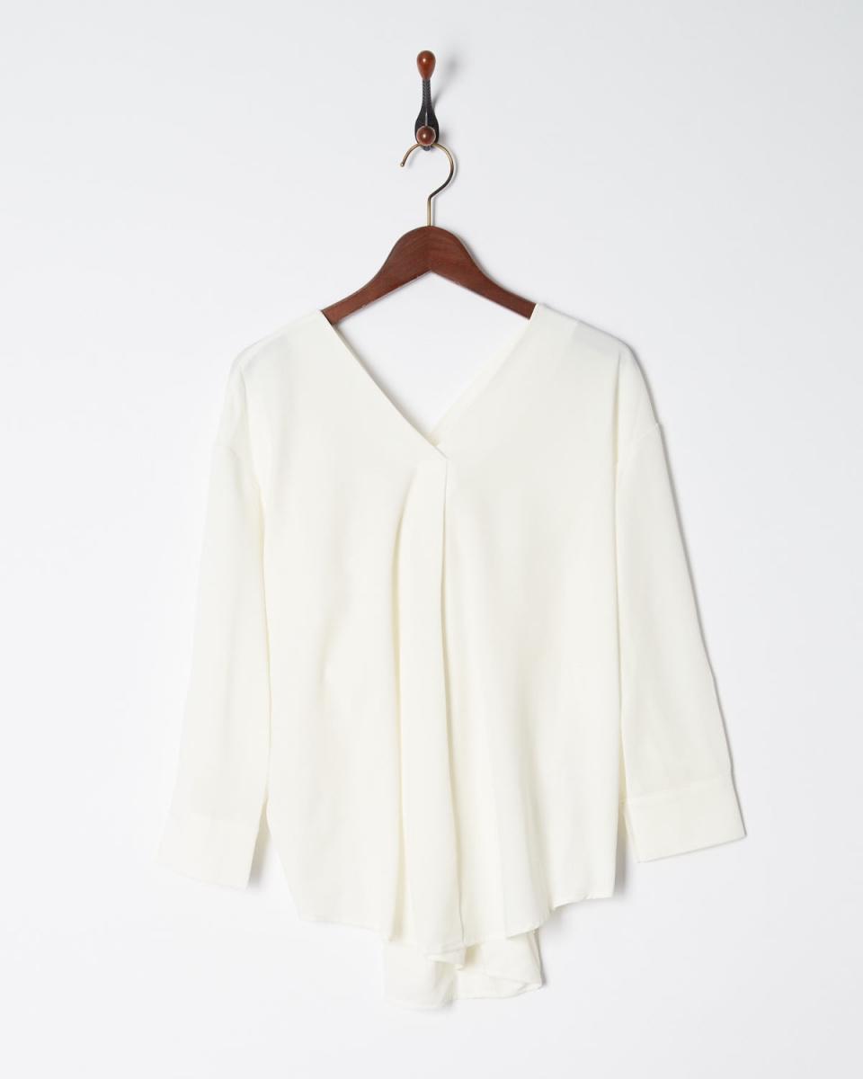 Bou Jeloud / OFFWHITE blouse ○ 181005 / Women's