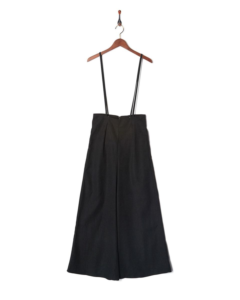 vingtrois / Kurosasu與麂皮褲○178-59153 /女裝