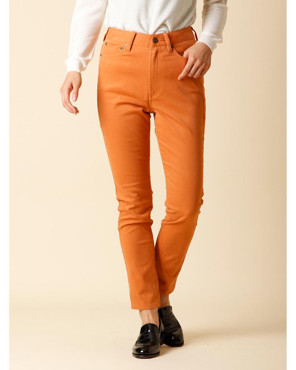 INED / Orange 1 basic Tepadopantsu INED ○ 7173161013 / Women's