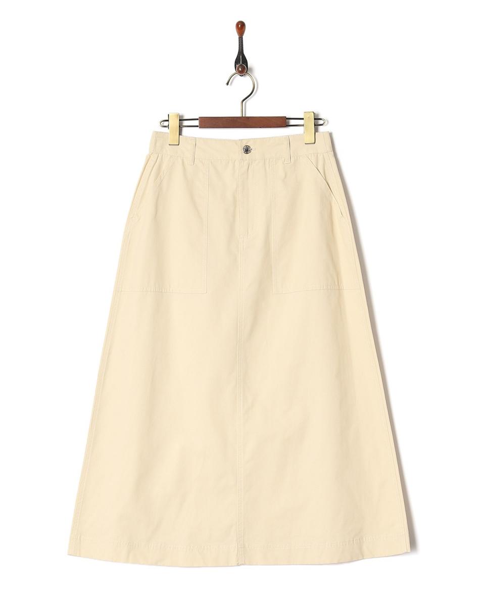 PREFERIR /米色裙子○10972 /女装