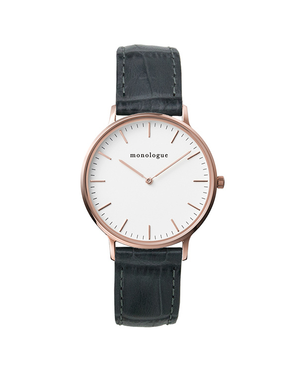 独白/灰色37毫米智能手表○mw37203a05d37-bhe021b18 /中性