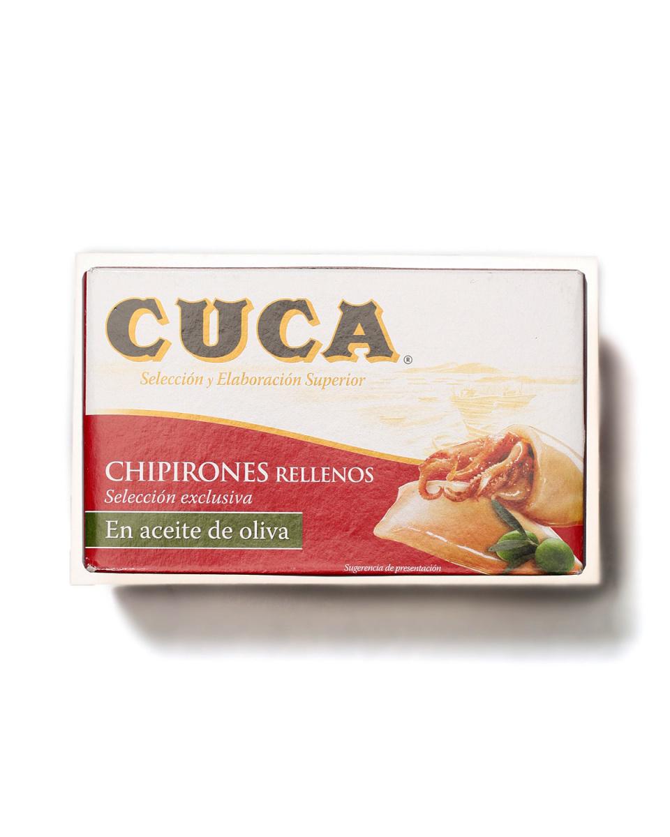 CUCA / CUCA ヤリイカのオリーブオイル漬け○8410698058450