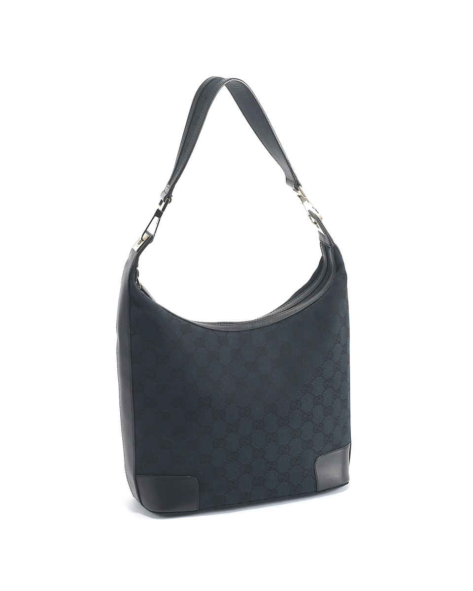 Gucci / GG pattern One-shoulder bag BLK ○ FA3675