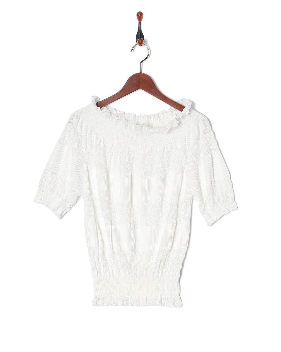 MIIA / OW race shearing off the shoulder tops ○ 34835824 / Women's