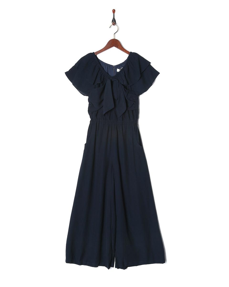 Supreme.La.La /海军胸围色带组合氖塘○181-CN002 /女装