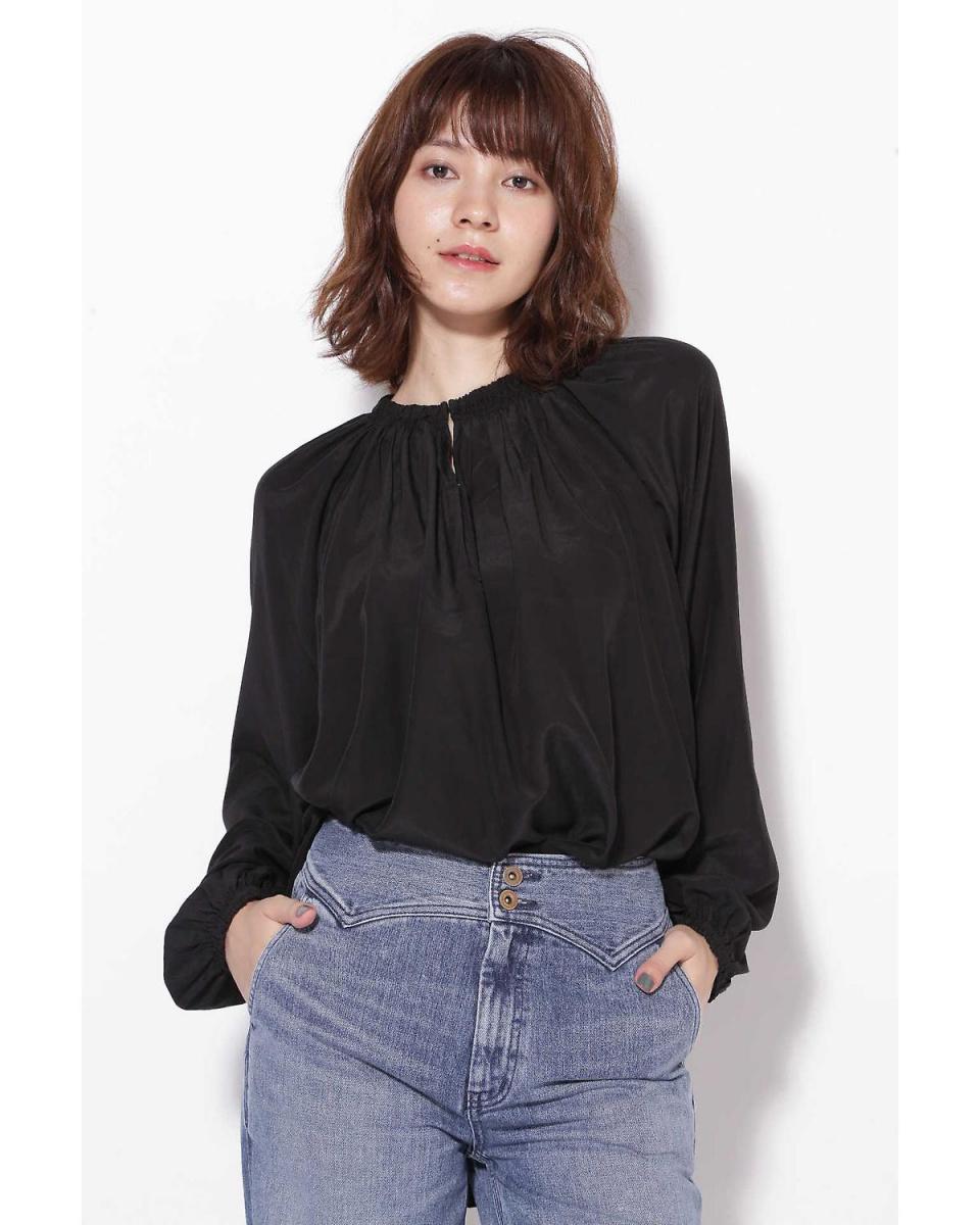 R / B(购买)/黑1个束腰衬衫R / B(购买)○6018210032 /女性