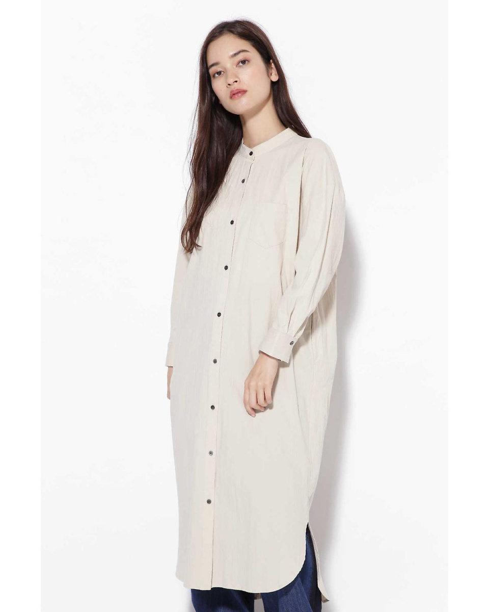 R / B(買入)/米色1長襯衫裙R / B(買入)○6018240048 /女裝