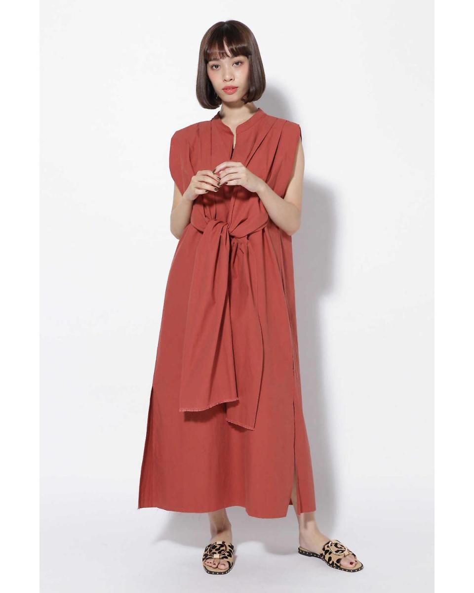 R / B (buying) / Brown 13way maxi dress R / B (buying) ○ 6018240053 / Women's