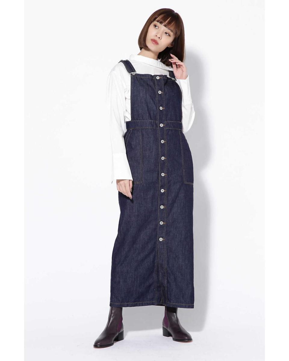 R / B(购买)/蓝1个跳线裙R / B(购买)○6018240067 /女性
