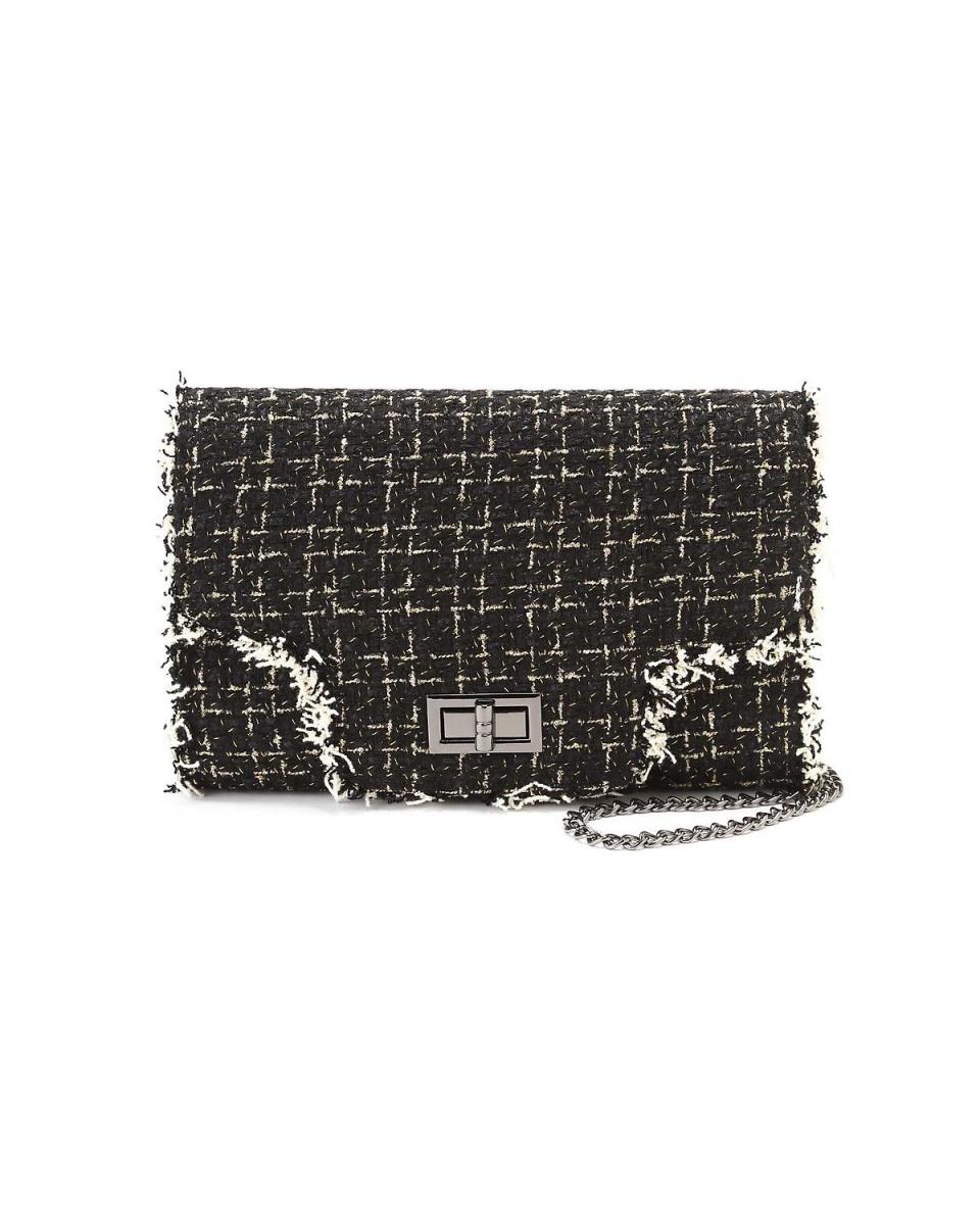 R / B (buying) / Black 1 chain shoulder bag R / B (buying) ○ 6018261072