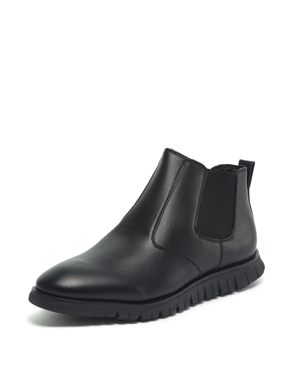 斯威克/黑色運動鞋靴子○SPB915-14 /男裝