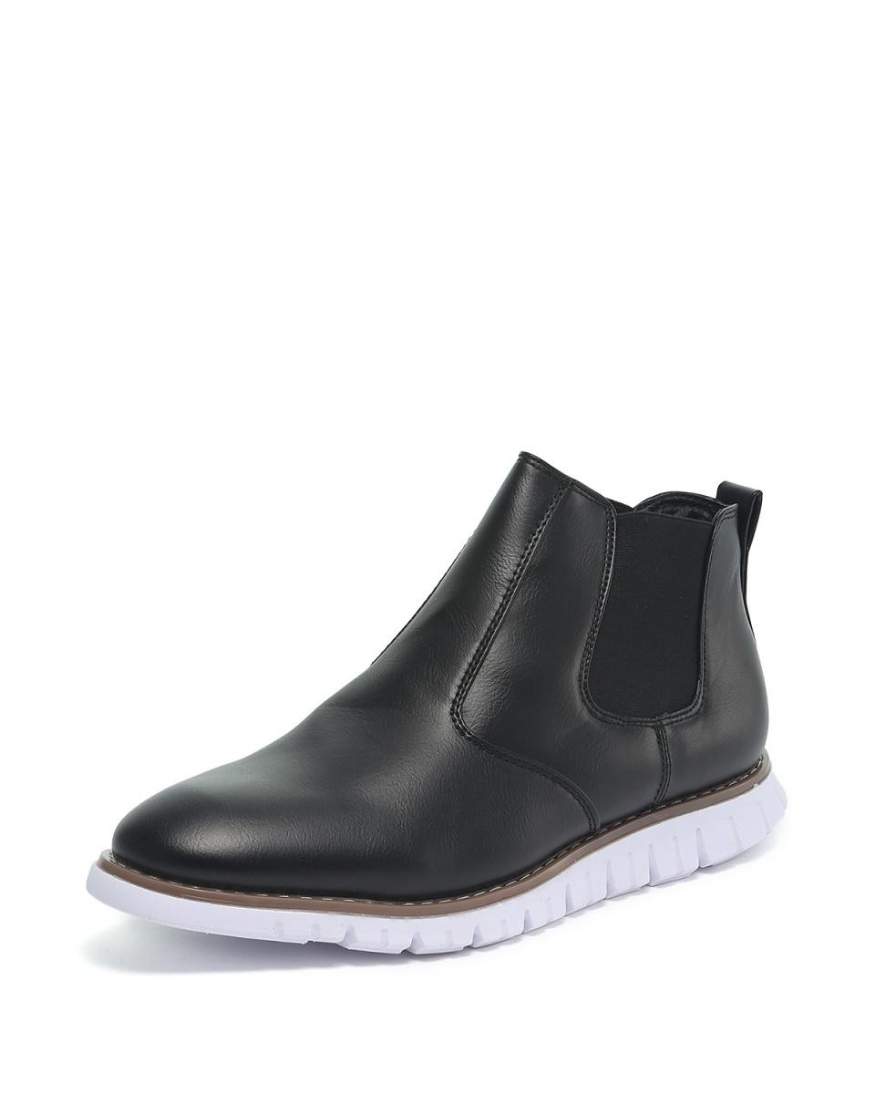 斯威克/黑白色球鞋靴○SPB915-14 /男裝