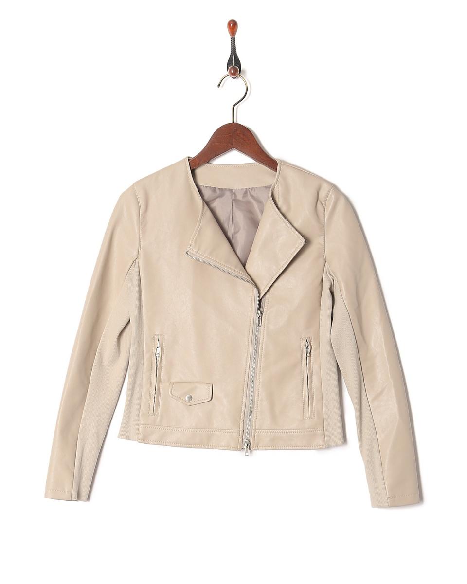 LAVEANGE / gray Jeu jacket ○ 579008 / Women's