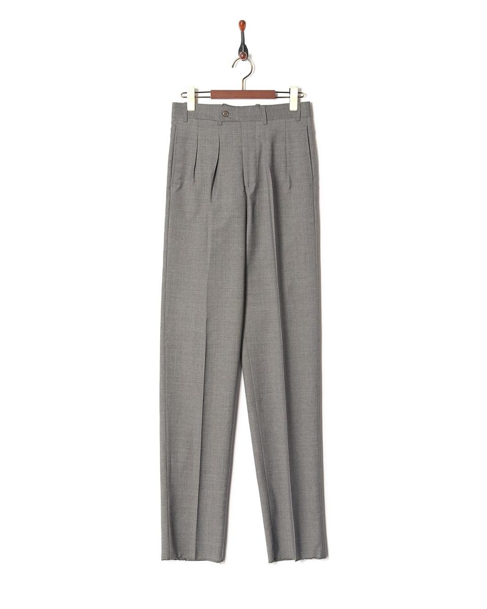 BERNARD ZINS / 004GREY pants ○ BAC-J-72382L / Women's