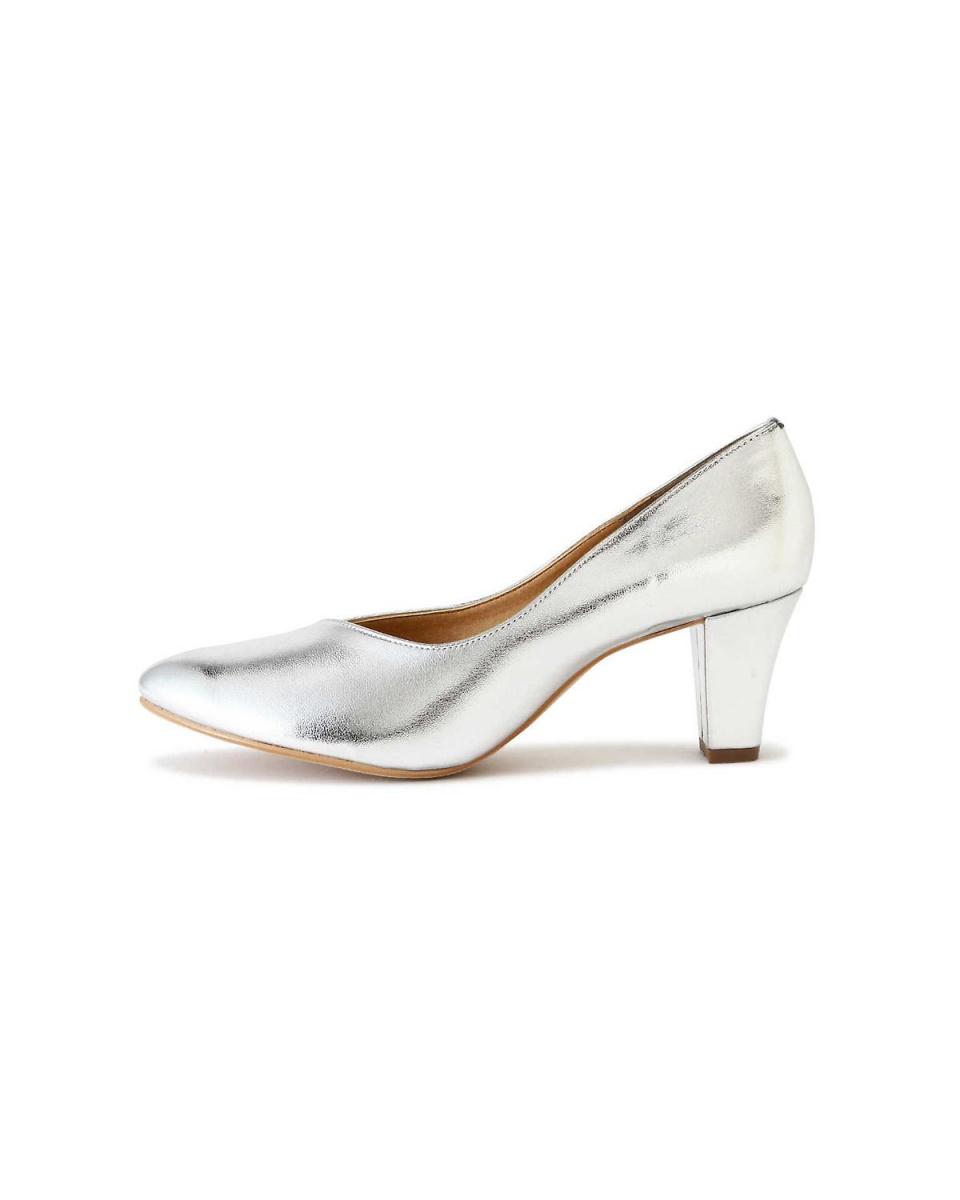 R / B (buying) / Silver 1 almond Pumps R / B (buying) ○ 6018154006 / Women's