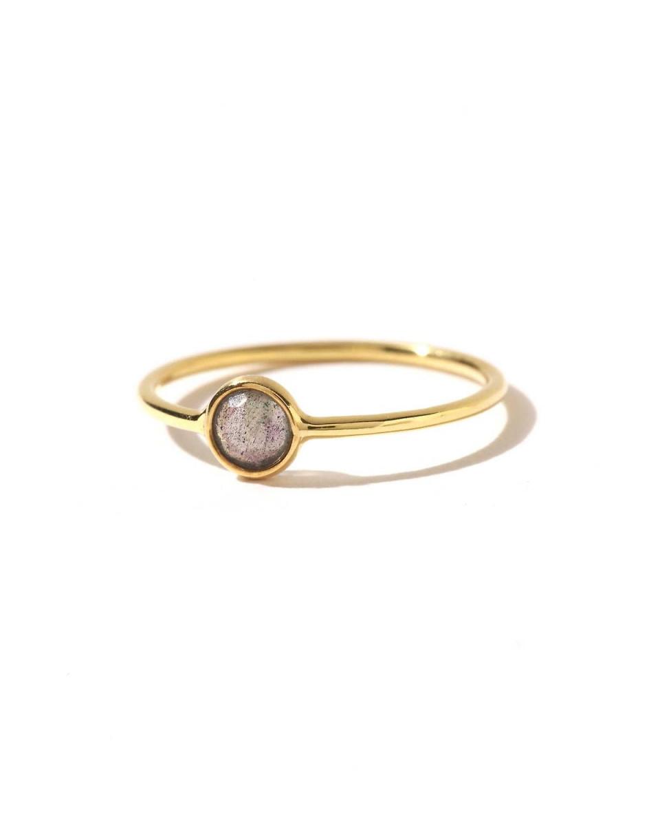 R / B (buying) / White 1 stone ring R / B (buying) ○ 6018183016 / Women's