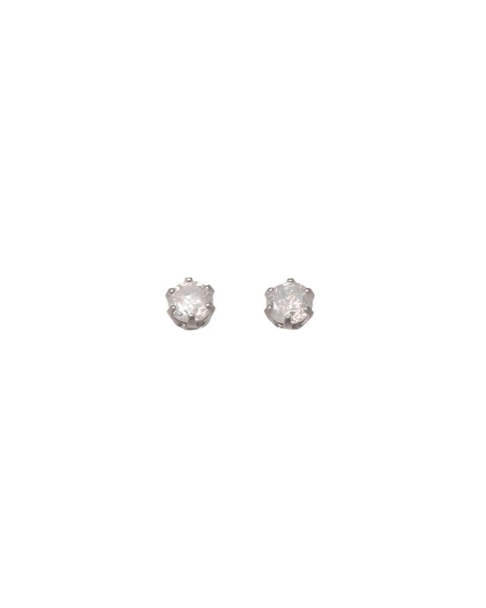 SELECTION_SEARS / Pt900 natural diamond meter 0 1ct platinum six