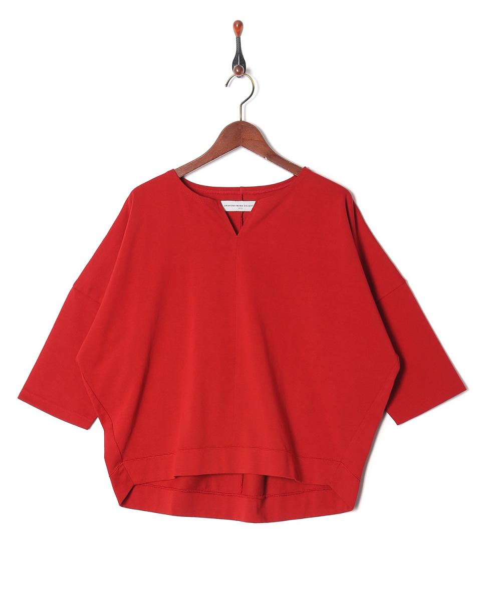 奶奶妈妈女儿/ RED队长T恤○GC813401 /女装