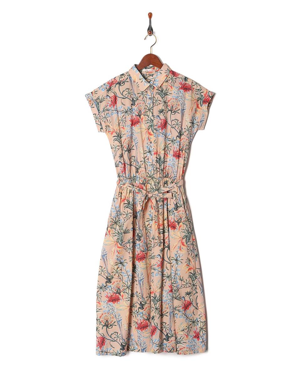 PREFERIR /米色連衣裙○11001 /女裝