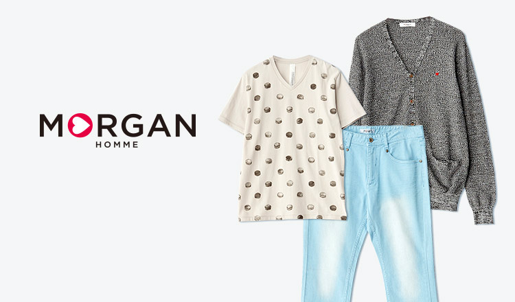 MORGAN HOMME