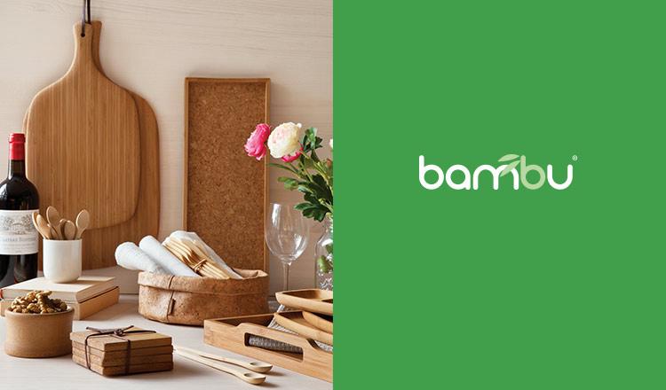 BAMBU -Organic Tableware-