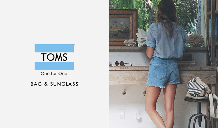 TOMS BAG & SUNGLASS