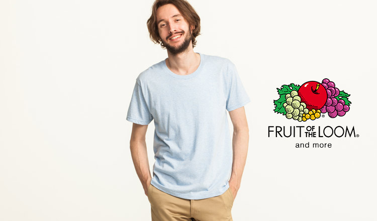 FRUIT OF THE LOOM and more