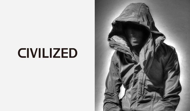 CIVILIZED(シヴィライズド)