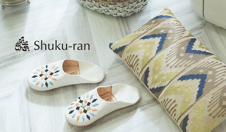 SHUKU-RAN -BABOUCHE-
