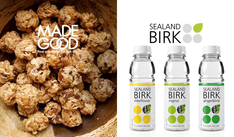 ORGANIC SELECTION -MADEGOOD / BIRK WATER-