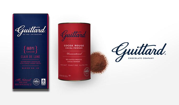 高品質Bean to Barチョコレート -GUITTARD-