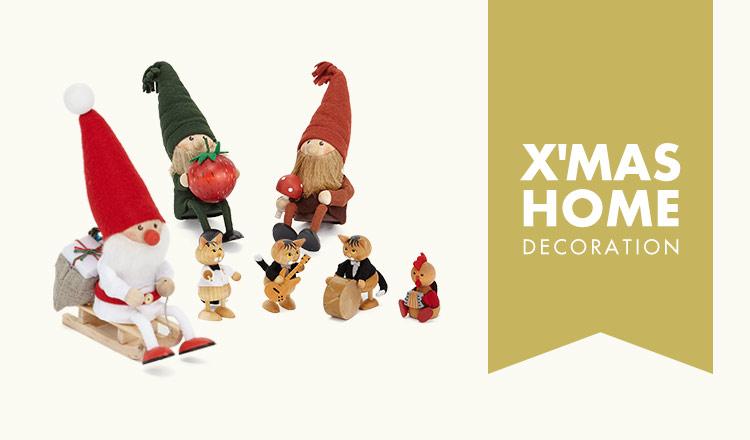 X'MAS HOME DECORATION