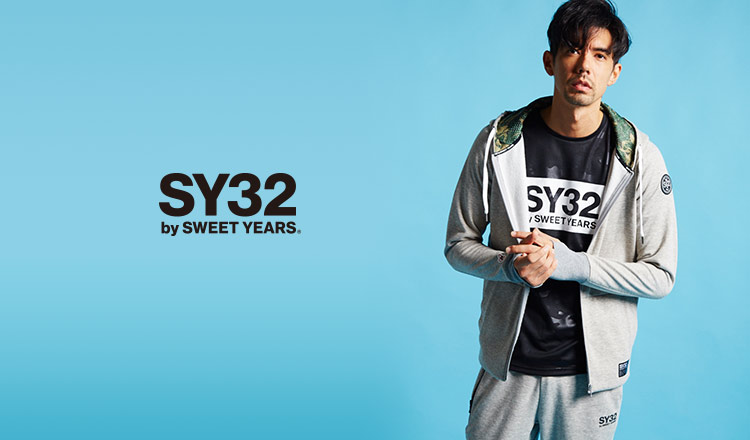 SY32 by SWEET YEARS(エスワイサーティトゥバイスィートイヤーズ)