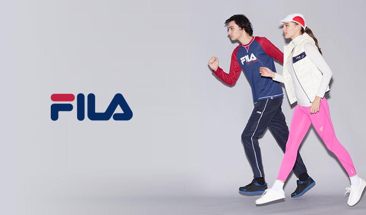 FILA RUNNING SPORTS WEAR MEN WOMEN